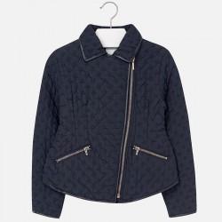 Mayoral czarna kurtka pikowana 7468 30