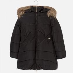 Mayoral czarna kurtka romby 7492 21