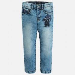 Mayoral spodnie jeansowe 4514 22