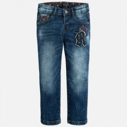 Mayoral spodnie jeansowe 4514 21