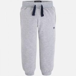 Mayoral spodnie dresowe jesienne szare 725 91