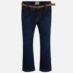 Mayoral spodnie z paskiem 4554 42