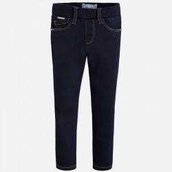 Mayoral spodnie jegginsy jeansowe 72 29