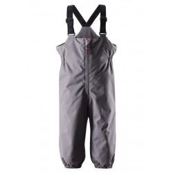 Szare Spodnie ocieplane Reima MATIAS 512076 kolor 9390 r74-98