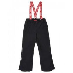 Czarne Spodnie narciarskie ReimaTEC+ LOIKKA 522216 kolor 9990 r92-140