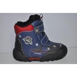 Buty zimowe świecące Geox GULP oddychające B6402A r22-27