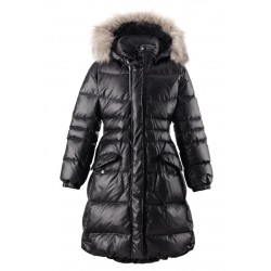 Kurtka płaszcz PUCHOWY Reima SATU 531237 kolor 9990
