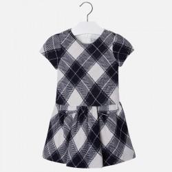 Mayoral sukienka w kratę 4928 -66