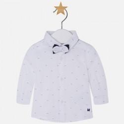 Mayoral koszula z muszką 1119 30 biała