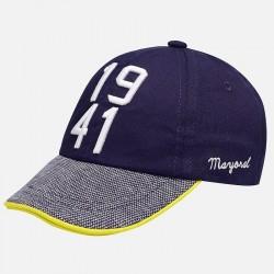 Mayoral 10128-66 czapka z daszkiem