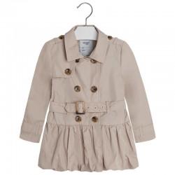 Płaszcz dziewczęcy Mayoral 3429 kolor 067