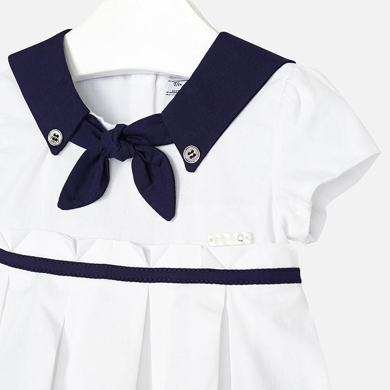141e42132e Mayoral 1919-44 sukienka marynarska - DMD Sklep