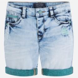 Mayoral 3227-05 spodenki jeansowe