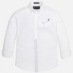 Mayoral 6137-61 koszula Biała