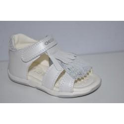 Sandałki Geox oddychające B720YB SAN TAPUZ r20-25