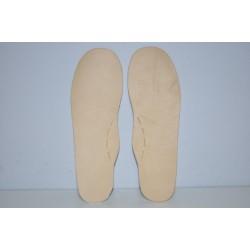 Wkładki skórzane CIENTA do butów rozmiary 20-43