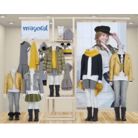 Mayoral zestaw dziewczęcy kolekcja jMayoral zestaw dziewczęcy AMBAR DORADO kolekcja jesień zima 2017 2018 r92-170esień zima 2016