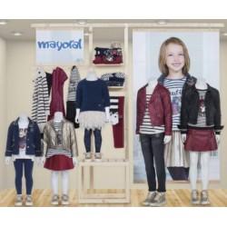 Mayoral zestaw dziewczęcy AZUL NOCHE kolekcja jesień zima 2017 2018 r92-170