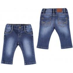 Mayoral spodnie 30-44 Długie dla chłopca z jeansowej tkaniny
