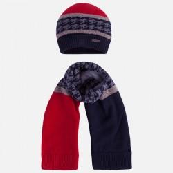 Mayoral komplet 10258-24 czapka szalik