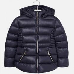 Mayoral kurtka 416-50 Ocieplana dla dziewczynki z kapturem