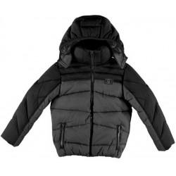Mayoral kurtka 7481-90 łączona dla chłopca ocieplana z suwakiem