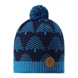 Reima czapka Wełniana Kajaani 528563 kolor 6490