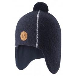Reima Wełniana czapka REIPAS 528558 kolor 6980