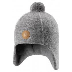 Reima Wełniana czapka REIPAS 528558 kolor 9400