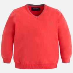 Mayoral sweterek 315-59 z dekoltem w serek dla chłopca