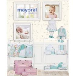 Mayoral nowa kolekcja wiosna lato 2018 zestaw CONFETTI NEWBORN r50-80