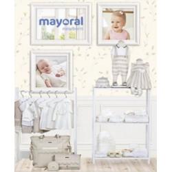 Mayoral nowa kolekcja wiosna lato 2018 zestaw chłopięcy i dziewczęcy SANDSHELL NEWBORN r50-80