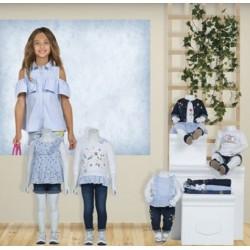 Mayoral nowa kolekcja wiosna lato 2018 zestaw dziewczęcy FRESH BABY r62-98