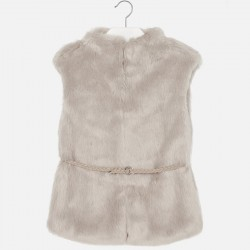 Mayoral komplet 7447-93 Bluza i koszulka dla dziewczynki z brokatem