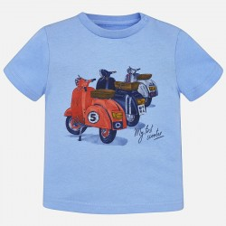 Mayoral koszulka 1038-11 chłopięca z krótkim rękawem