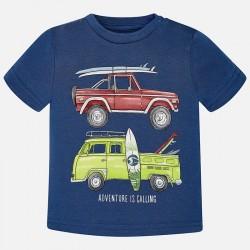 Mayoral koszulka 1056-28 cars
