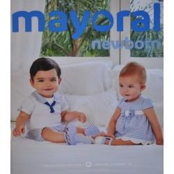 Katalog Mayoral NEWBORN nowa kolekcja wsna lato 2018 rozmiary 50-80
