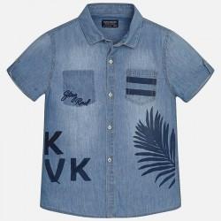 Mayoral Koszula 6152-05 jeansowa