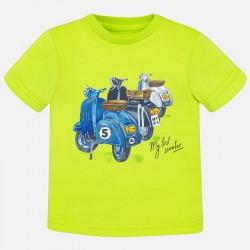 Mayoral koszulka 1038-13 chłopięca z krótkim rękawem