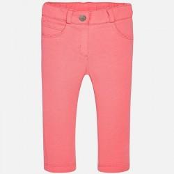 Mayoral Spodnie 550-16 dzianinowe dla dziewczynki