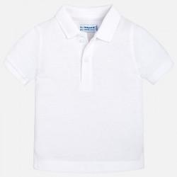 Mayoral koszulka 102-29 biała polo