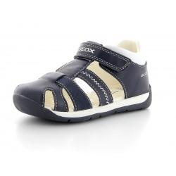 Sandałki buty Geox EACH oddychające B820BD kolor C4002 r20-25