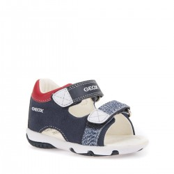 Sandały buty Geox ELBA oddychające B82L8B kolor C4211 r22-25