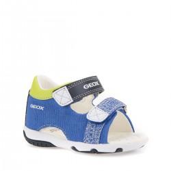 Sandały buty Geox ELBA oddychające B82L8B kolor C4227 r20-25