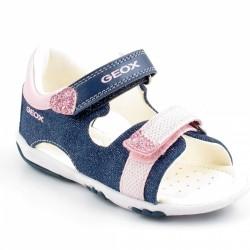 Sandałki buty Geox NICELY oddychające B8238B kolor C4BE8 r20-25