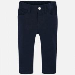 Mayoral Spodnie 560-61 super skinny fit dla dziewczynki z dzianiny