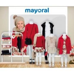Mayoral nowa kolekcja jesień zima 2018 2019 zestaw MINI SCARLET RED rozmiary 92-134