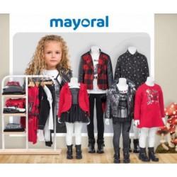 Mayoral nowa kolekcja jesień zima 2018 2019 zestaw MINI BLACK & WHITE rozmiary 92-170