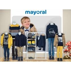 Mayoral nowa kolekcja jesień zima 2018 2019 zestaw MINI HIGHLANDS rozmiary 92-170
