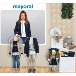 Mayoral nowa kolekcja jesień zima 2018 2019 zestaw BABY MINI BABY QUEEN rozmiary 68-134